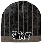 Slipknot - Black Brown Knit Beanie