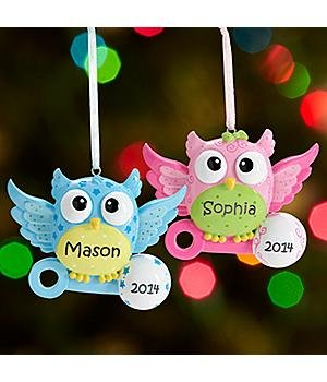 Personalized Baby Rattle front-1046470