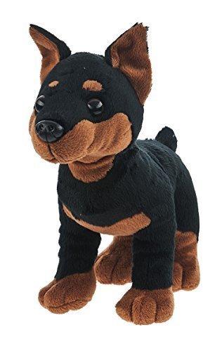 """Ganz Webkinz 8.5"""" Mini Pinscher Dog Plush - 1"""