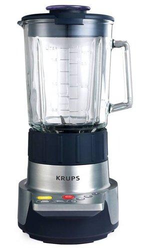 Krups Kb720 5-Speed Blender, 60-Ounce Glass Jar