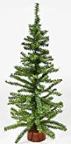 24″ Artificial Pine Christmas Tree on…