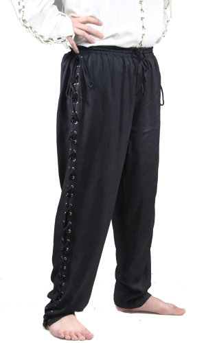 Lace-Up Pants (S/m)