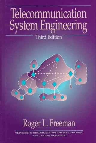 Telecommunication System Engineering (Wiley Series In Telecommunications And Signal Processing)