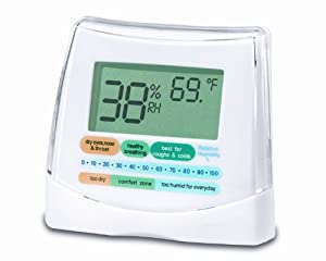 Honeywell H10C Digital Humidity/Temperature Indicator