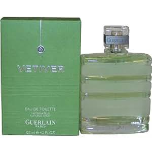 Vetiver Guerlain by Guerlain for Men - 4.2 Ounce EDT Spray