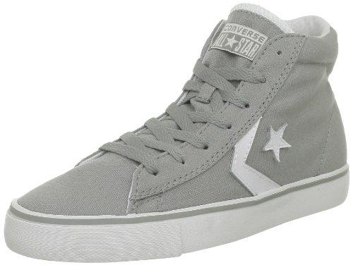Converse  Pro Lea Vulc Hi,  Sneaker unisex adulto, Grigio (Grau (Gris)), 41