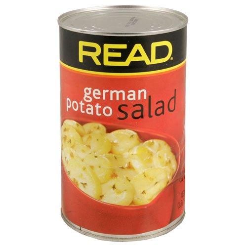 Western New York Read's German Potato Salad 3 Lbs. 3 Oz. - Serves 12 People