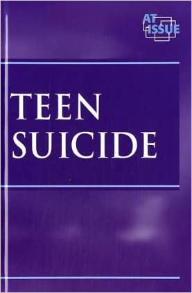 At Issue Series - Teen Suicide (hardcover edition) (At Issue Series)