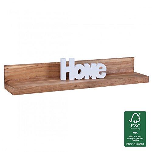 FineBuy-Wandregal-Massiv-Holz-Akazie-Holzregal-110-cm-breit-Landhaus-Stil-Hnge-Regal-Echt-Holz-Wand-Board-Natur-Produkt-Wandkonsole-dunkel-braun-Brett-unbehandelt-Regale-zum-Aufhngen-Unikat-Ablage