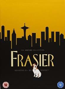 Frasier: The Complete Seasons 1-11 [DVD]