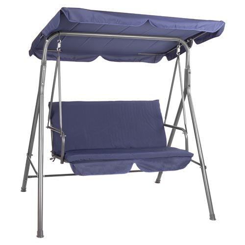 Holywoodschaukel 2-Sitzer GSC01 Blau