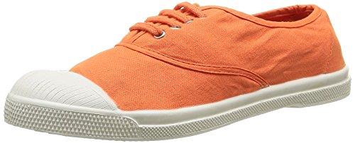 BensimonF15004C157 - Sneaker Donna , Arancione (Orange (215 Orange)), 38