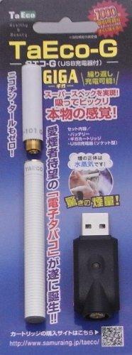 電子タバコ(タエコ)TaEco-G 6/26新商品
