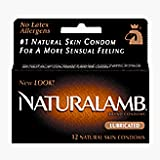Trojan Natural Lamb Lubricated Condom