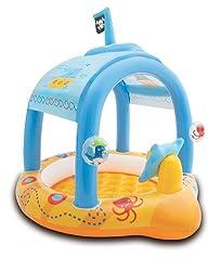 Intex Lil Captain Baby Pool, Multi Color