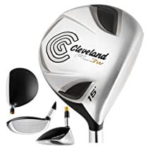 Cleveland Launcher FL Fairway Woods 3 (Right Hand, Graphite, 15 degrees, Stiff)