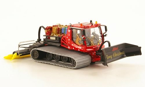 Pistenbully 600 Christmas 2011, Model Car, Ready-made, Schuco 1: 87