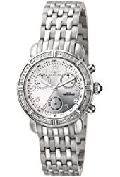 Invicta Women's 5369 Angel Diamond Stainless Steel Chronograph Watch
