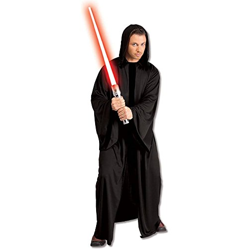 Adult Star Wars Hooded Sith Robe
