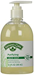 NATURES GATE Liquid Soap Purifying 12.5 OZ