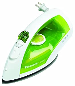 Panasonic NI-E300TR  U-Shape Titanium Soleplate Steam-Dry Iron
