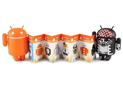 Android Series 5 Blind Box Mini Figure - 1