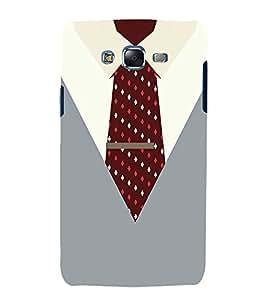 Manager Dress Code 3D Hard Polycarbonate Designer Back Case Cover for Samsung Galaxy J7 (2015) :: Samsung Galaxy J7 J700F (Old Version)