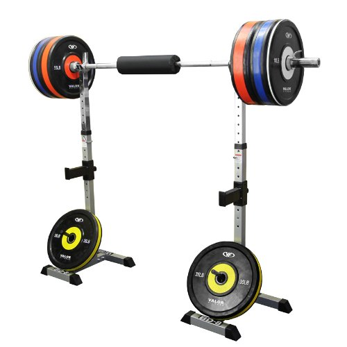 Valor Fitness Bd-8 Deluxe Squat Stand front-557122