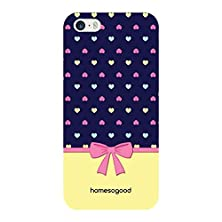 buy Homesogood Best Girly Gift Blue 3D Mobile Case For Iphone 5 / 5S (Back Cover)