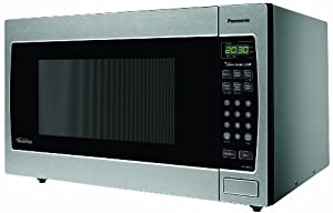 Panasonic Genius NN-SN773S 1.6 cuft 1250 Watt Microwave with Inverter Technology, Stainless Steel