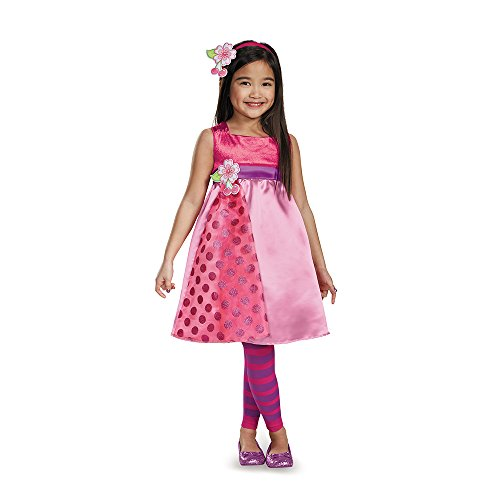 Disguise 84474M Cherry Jam Classic Costume, X-Small (3T-4T)