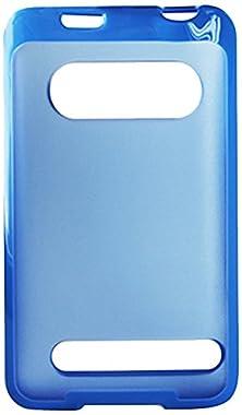 buy Reiko Pp-Htcevo4Gnv Hybrid Gummy Pc/Tpu Slim Protective Case For Htc Evo 4G - 1 Pack - Retail Packaging - Navy