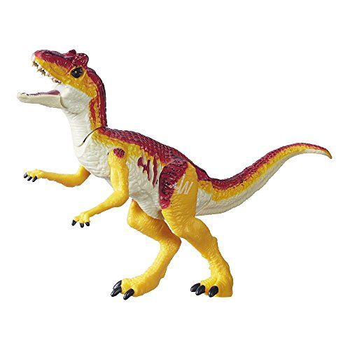 Jurassic World Bashers & Biters Allosaurus Figure