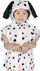 School Book Week Animal Fancy Party Dalmatian Fur Dog Style Tabard Only Uk by Bristol Novelty