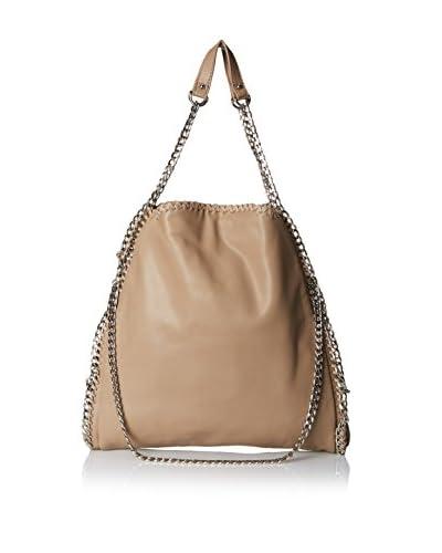 Steve Madden Women's Totally Hobo Bag, Taupe
