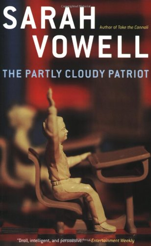 The Partly Cloudy Patriot book cover
