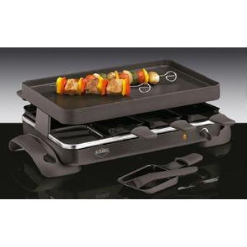 :Kuchenprofi, Raclette Grande, 8 Trays