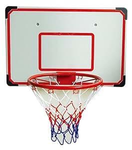 """Liberty Imports Indoor/Outdoor Xl Big Basketball Hoop Set 27"""" X 18"""" Backboard + 15"""" Rim"""