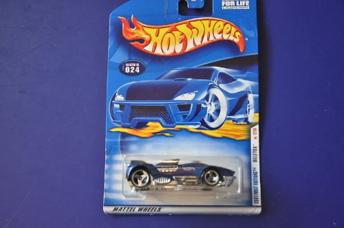 2001 First Editions #12 Maelstrom #2001-24 Collectible Collector Car Mattel Hot Wheels 1:64 Scale - 1