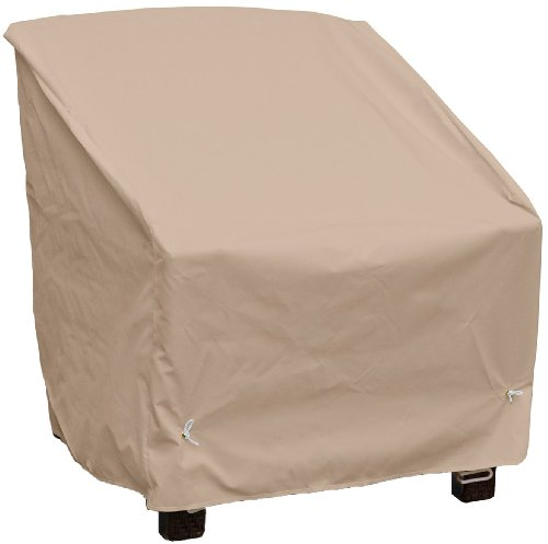 Koverroos Weathermax 46250 Deep Seating High Back Chair Cover, 34-Inch Width By 35-Inch Diameter By 37-Inch Height, Toast front-577585