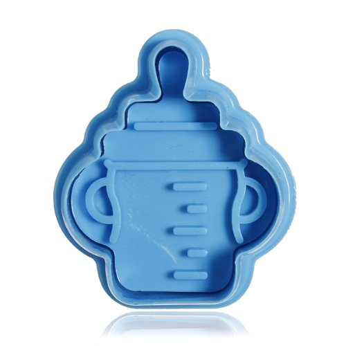 Stereo Diy Cartoon Bottle Shape Cookie Cake Mold front-464109