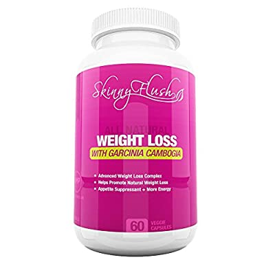 Diet Pills That Work Fast - Garcinia Cambogia, Green Coffee Bean Extract, & Raspberry Ketones Complex - Appetite Suppressant - Fat Burner - Natural Weight Loss Supplement For Women - For Losing Weight