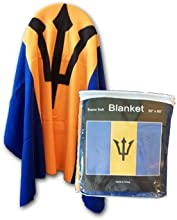Barbados - 50quot x 60quot Polar Fleece Blanket