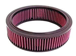 K&N Engineering Replacement Air Filter - 1966 - 1967 Dodge W300 Series Base V8 - 5.2L vin E 318ci 5212cc - 2BBL GAS OHV