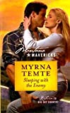img - for Sleeping with the Enemy (Montana Mavericks, Return To Big Sky Country #3) book / textbook / text book