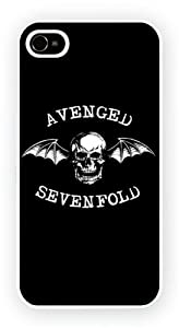 Avenged Sevenfold iPhone 4 4s Handy-Tasche