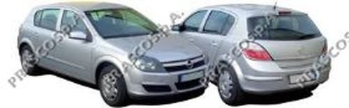 Fensterheber hinten, rechts Opel, Astra H, Astra H Caravan, Astra H GTC, Astr...