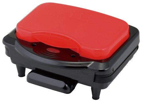 【両面焼きだから 早くてオイシイ!】 デリデリダイナー 電気ハンバーガーグリル DR-5984