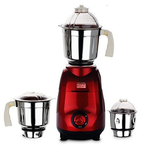 Kitchen King Woodland Mixer Grinder 750 Watts - Red