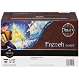 Tullys French Roast K-cups, 80-Count
